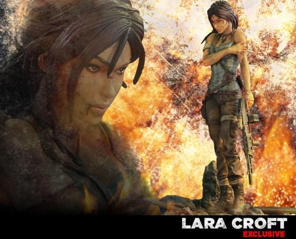 Tomb Raider: la action figure di Lara Croft
