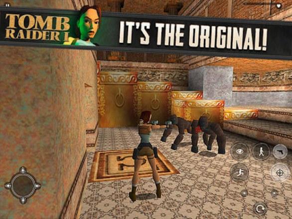 Tomb Raider I, la prima avventura di Lara Croft sbarca su iOS