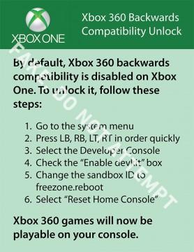 Retrocompatibilità Xbox One: Microsoft mette in guardia contro un falso