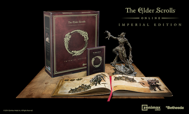 The Elder Scrolls Online, annunciata la Imperial Edition: ecco tutti i contenuti esclusivi