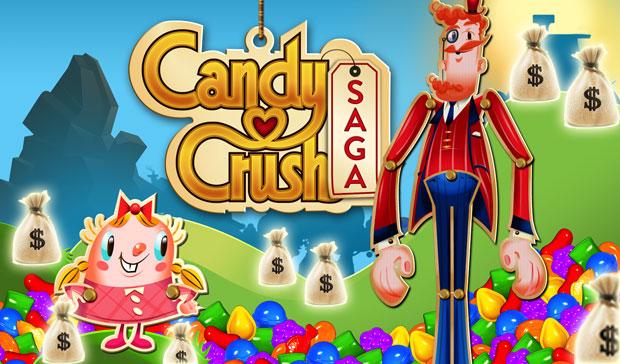 """Candy Crush: a King.com i diritti di utilizzo della parola """"caramella"""""""