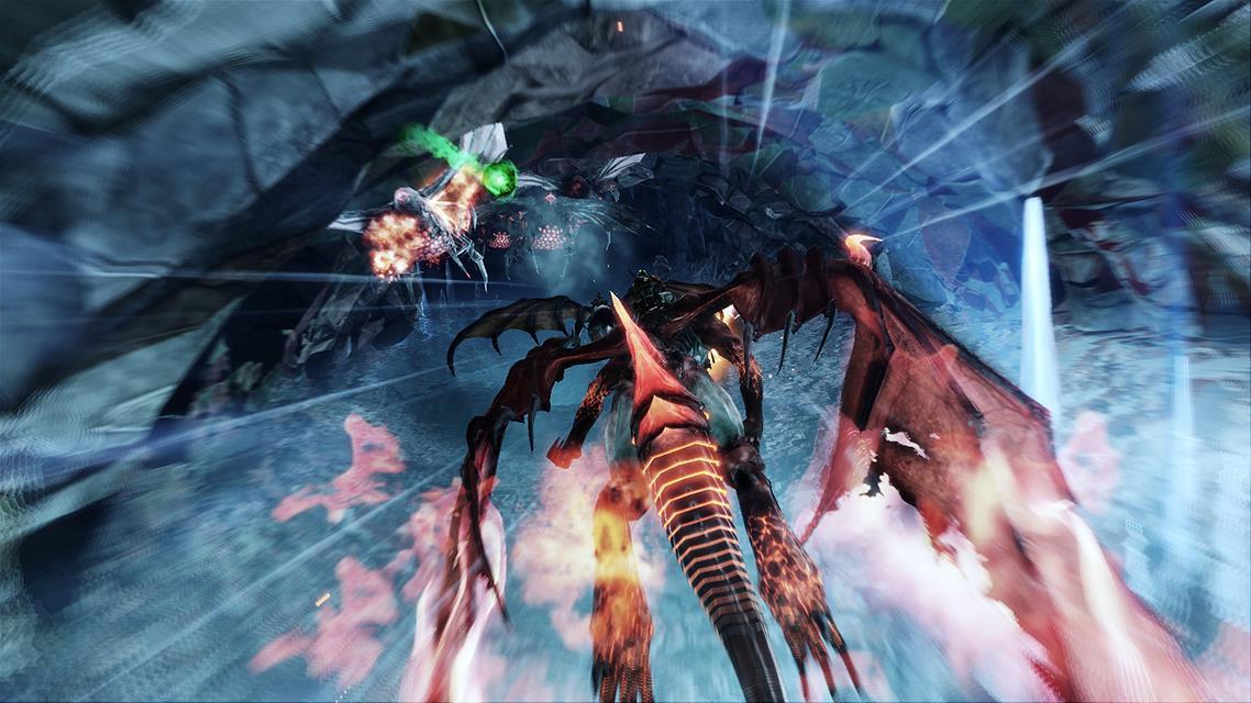 Crimson Dragon: il nuovo update introduce il multiplayer e la difficoltà Insane