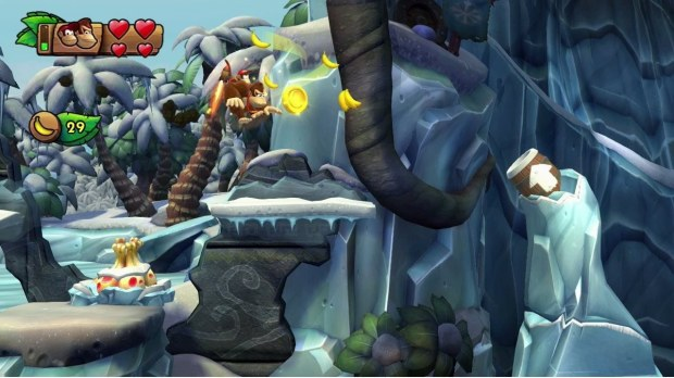 Donkey Kong Country: Tropical Freeze – nuove immagini di gioco