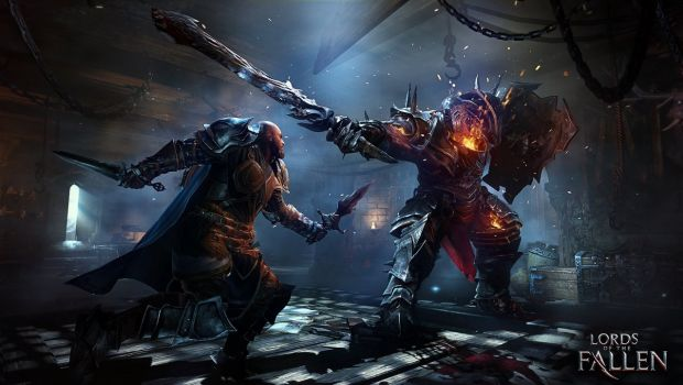 Lords of the Fallen: nuove immagini in salsa next-gen