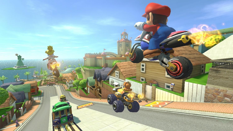 Mario Kart 8 uscirà a maggio su Wii U
