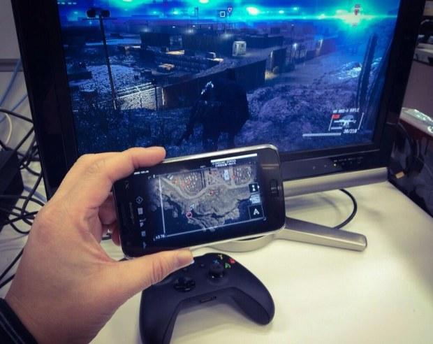 Metal Gear Solid V: Ground Zeroes – svelata in immagini la funzionalità Smart Glass della versione Xbox One
