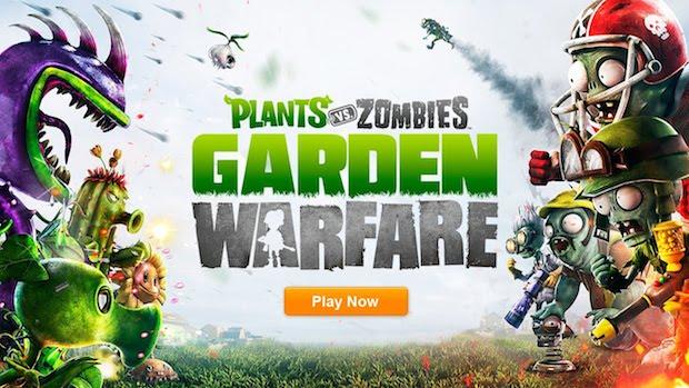 Plants vs Zombies: Garden Warfare, il gameplay commentato da Brian Lindley