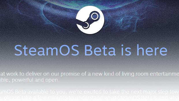 SteamOS beta, primo aggiornamento con modalità dual boot