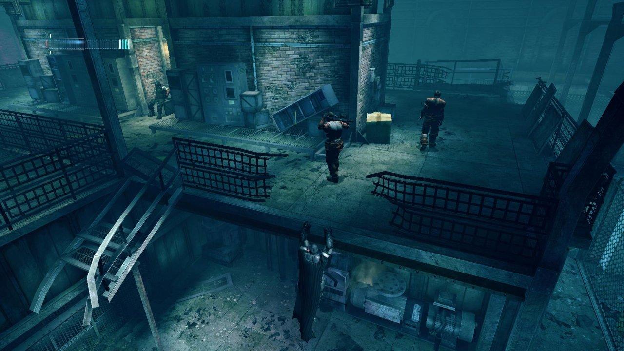 Batman: Arkham Origins Blackgate – Deluxe Edition annunciato per PC e console casalinghe