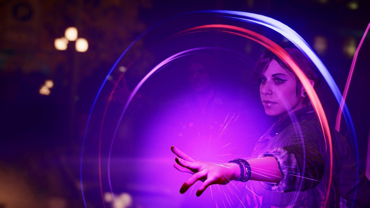 inFamous: Second Son – immagini e video sui poteri al neon