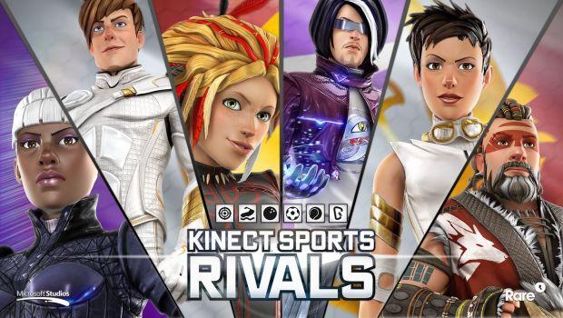 Kinect Sports Rivals: svelata la data d'uscita – immagini e video sulle Squadre