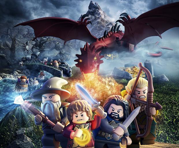 LEGO Lo Hobbit, ecco la key art ufficiale