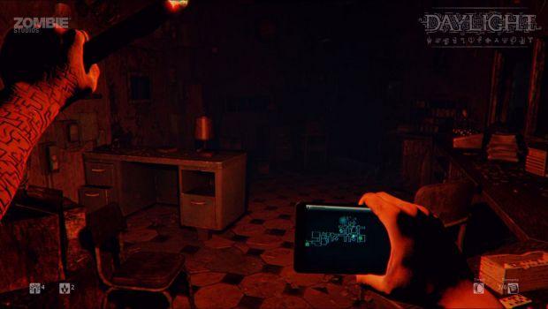 Daylight: la versione PS4 in nuove immagini