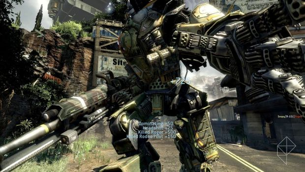 Titanfall entra in fase gold