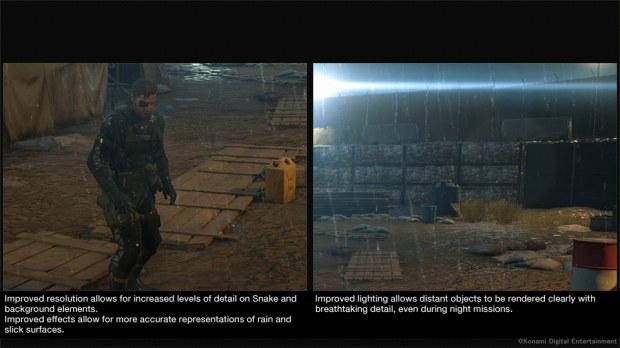 Metal Gear Solid V: Ground Zeroes a 1080p su PlayStation 4, solo 720p su Xbox One