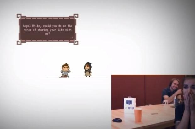 Proposta di matrimonio nerd: come conquistare il cuore di un o una gamer a San Valentino