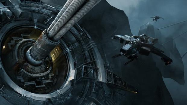 Star Citizen: l'universo di gioco in immagini e artwork