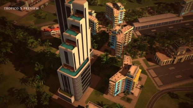 Tropico 5: l'evoluzione della grafica in nuove immagini di gioco