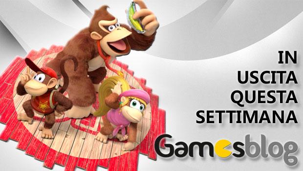 Videogiochi in uscita dal 17 al 23 febbraio: Strider, Donkey Kong Country Tropical Freeze, Plants vs. Zombies Garden Warfare