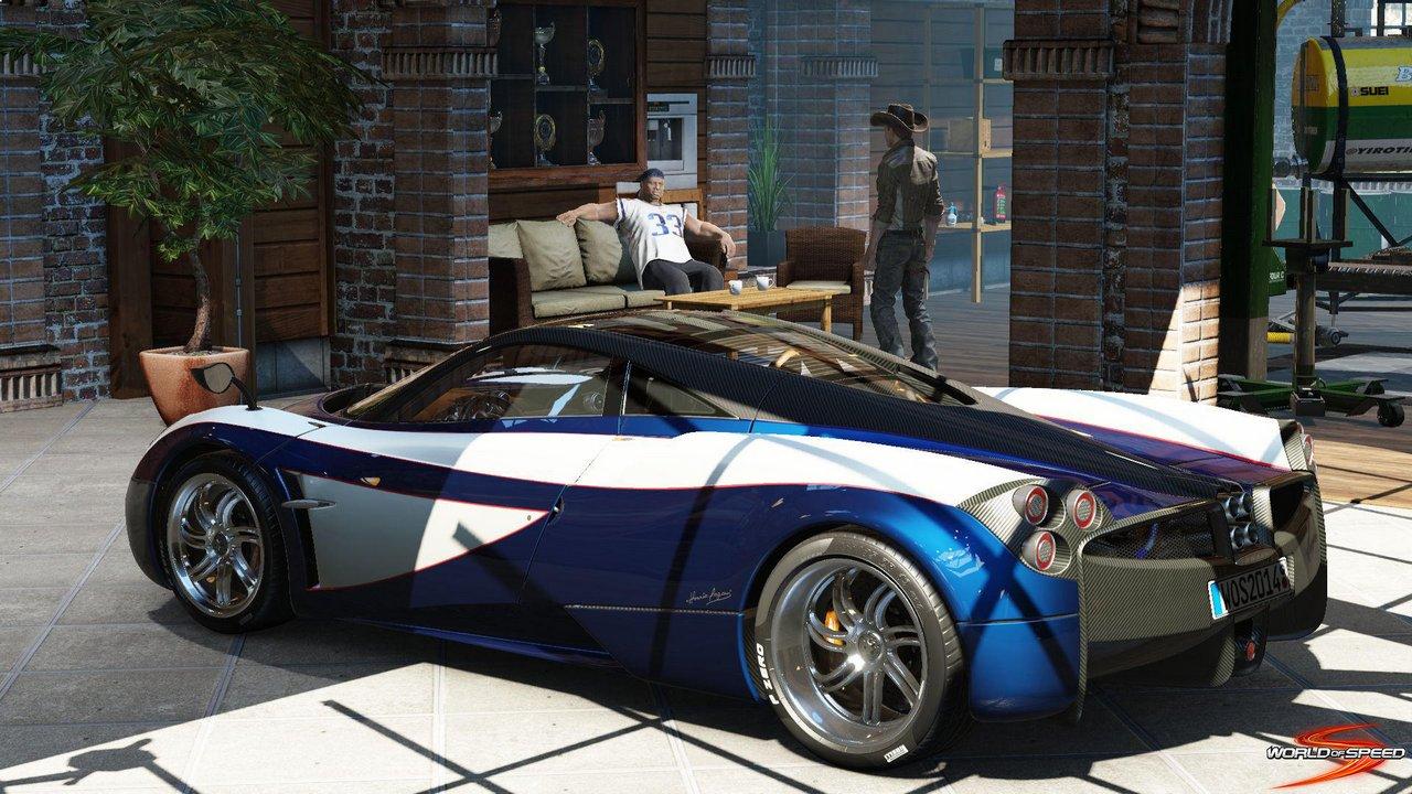 World of Speed: trailer d'annuncio e prime immagini di gioco