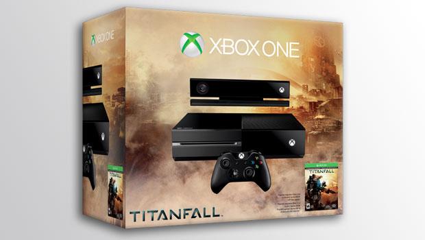 Xbox One: svelato il bundle con Titanfall