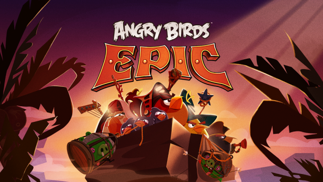 Angry Birds Epic: ecco il trailer di gameplay