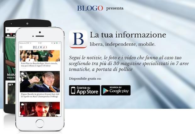 Gamesblog sbarca su smartphone con l'app di Blogo per iPhone e Android