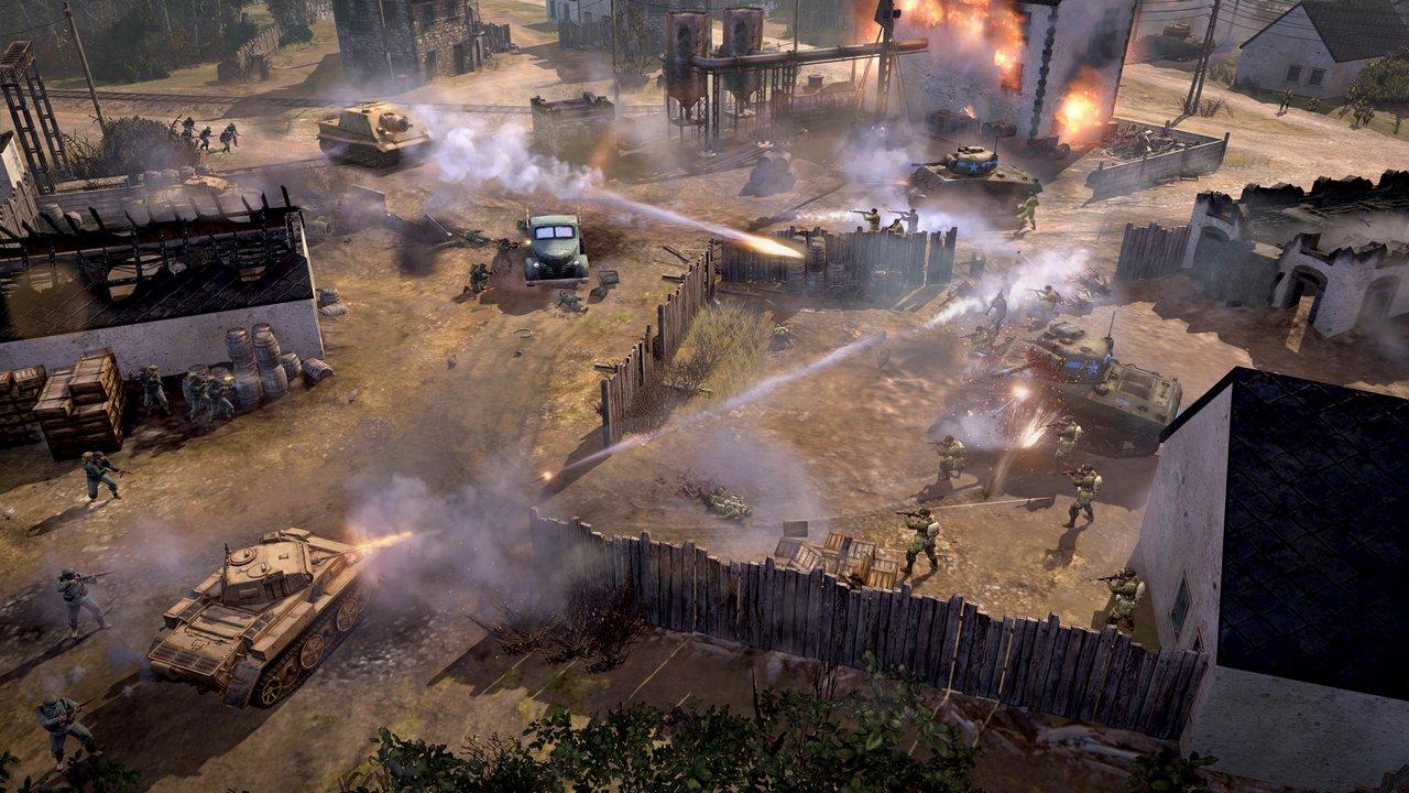 Company of Heroes 2: SEGA annuncia la versione stand-alone The Western Front Armies