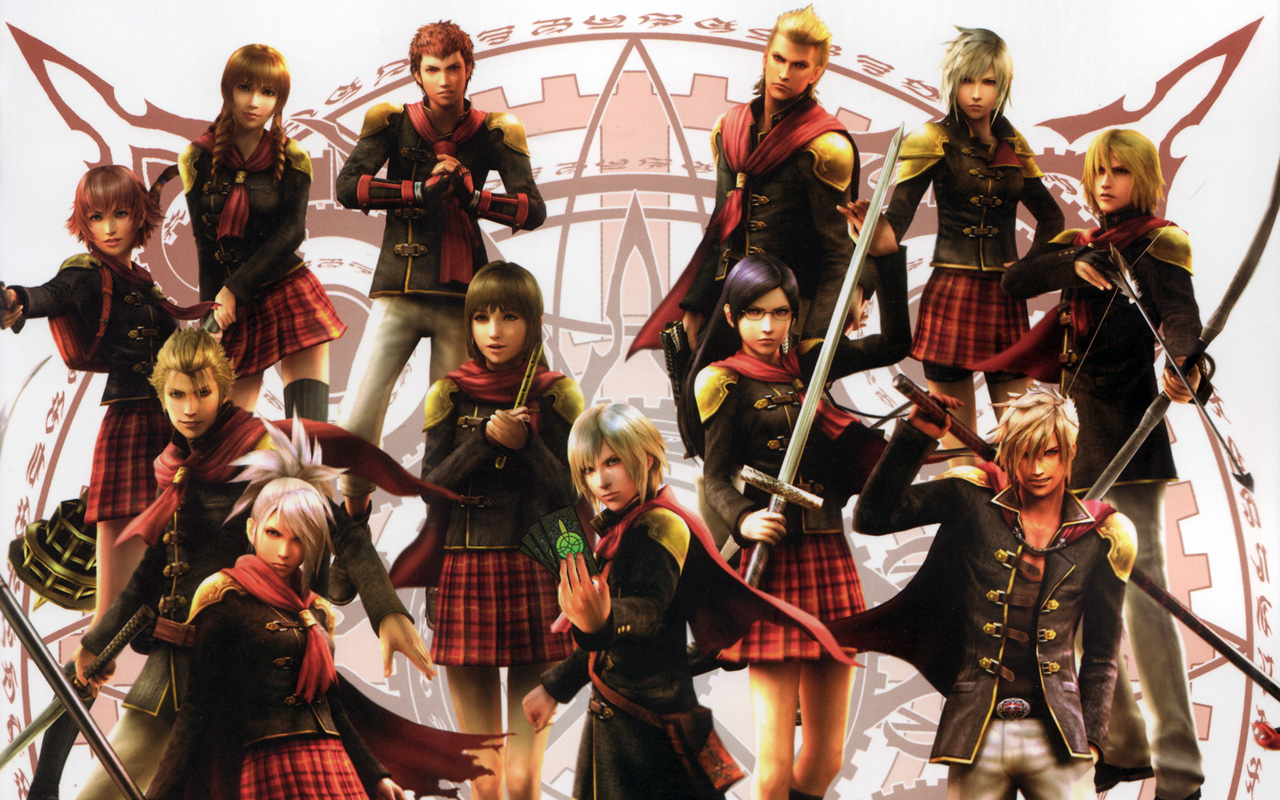 Final Fantasy Type-0, patch con traduzione inglese in arrivo l'8 agosto