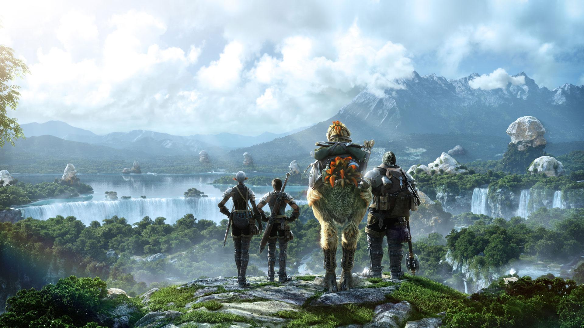 Final Fantasy XIV A Realm Reborn: 500mila utenti attivi al giorno e 400 milioni di ore di gioco