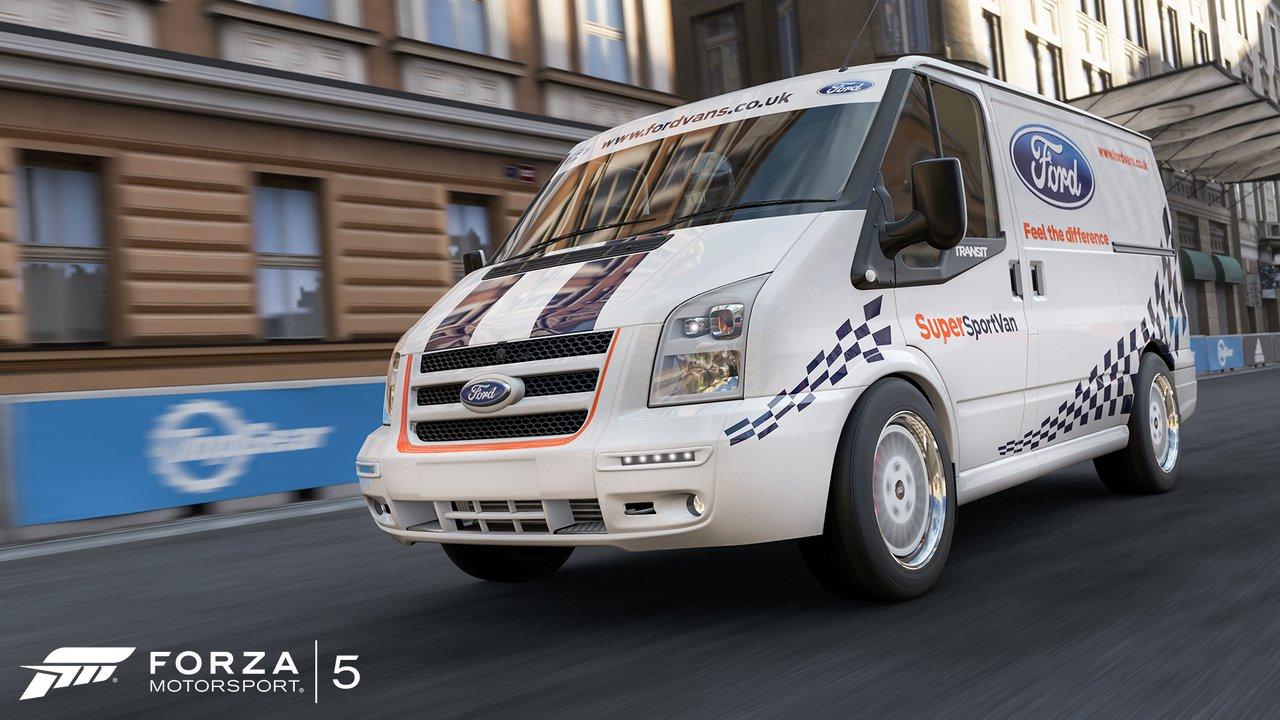 Forza Motorsport 5: immagini e video del Top Gear Car Pack