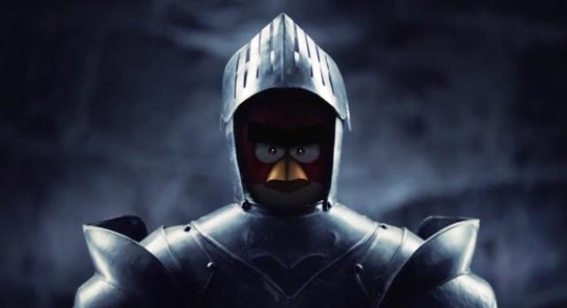 Angry Birds, nuovo gioco della serie in arrivo: forse ambientazione medievale
