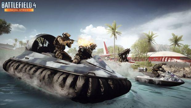 """Battlefield 4: immagini e dettagli sul DLC """"Naval Strike"""""""