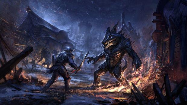 The Elder Scrolls Online: personaggi, nemici, armi e ambientazioni in nuovi artwork