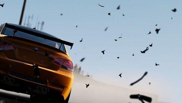 Project CARS sarà uno dei primi giochi a supportare Project Morpheus per PlayStation 4