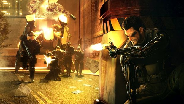 Deus Ex: Mankind Divided – Square Enix registra il marchio