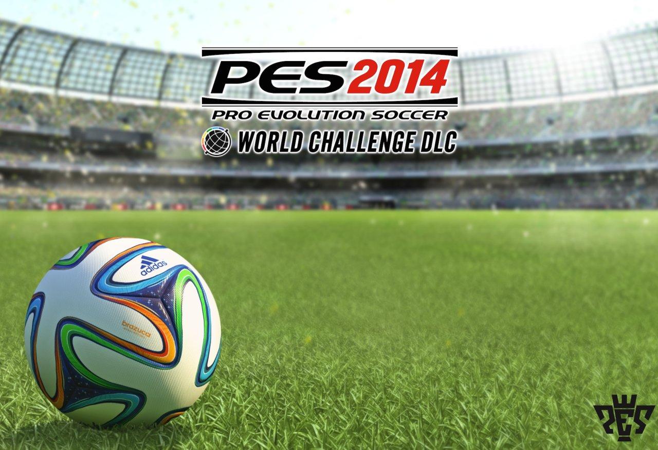 """PES 2014: la nuova competizione World Challenge nel DLC """"Mondiale"""""""