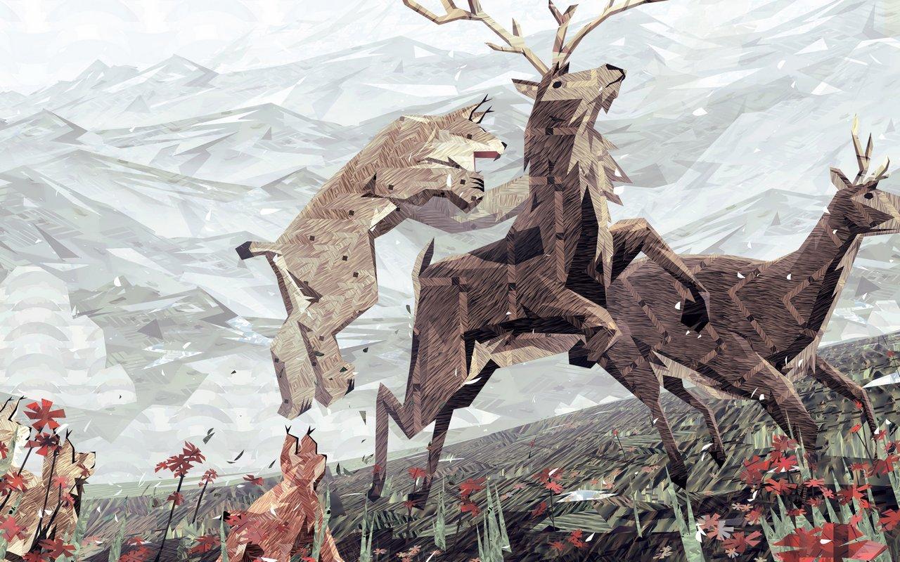 Shelter 2: immagini d'annuncio e primo video di gioco