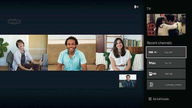 Skype per Xbox One si aggiorna, ecco le novità introdotte
