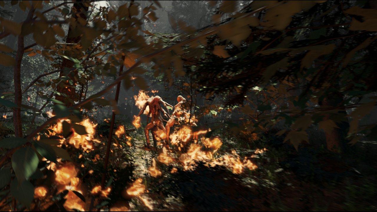 The Forest: immagini e video in salsa horror