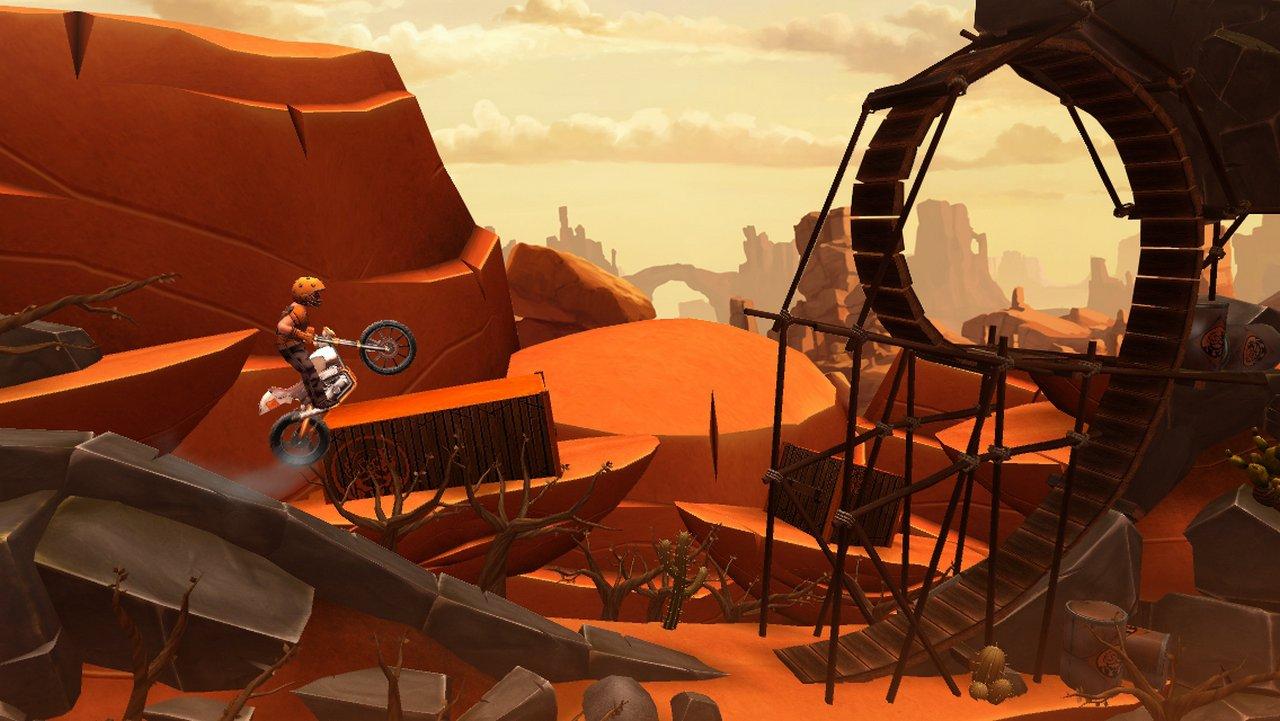 Trials Frontier: immagini e video di lancio della versione iOS