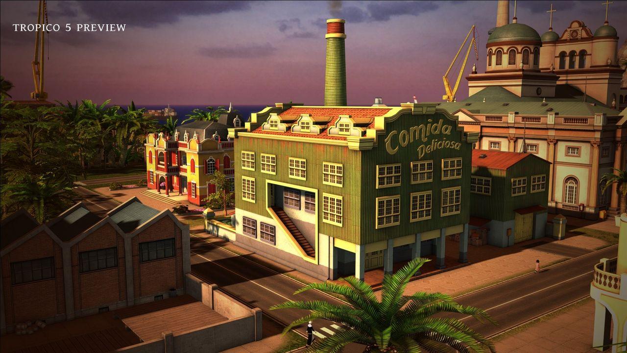 Tropico 5: il gestionale cittadino di Haenimont Games esce in estate – nuove immagini di gioco
