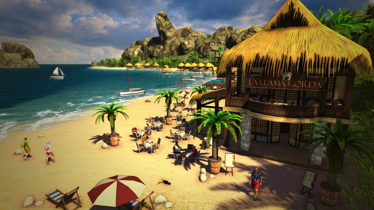 Tropico 5: nuove immagini sulle attrattive turistiche