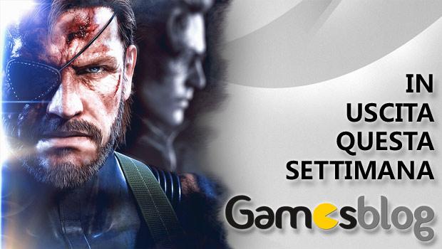 Videogiochi in uscita dal 17 al 23 marzo: Metal Gear Solid V Ground Zeroes, Yaiba Ninja Gaiden Z, inFamous Second Son