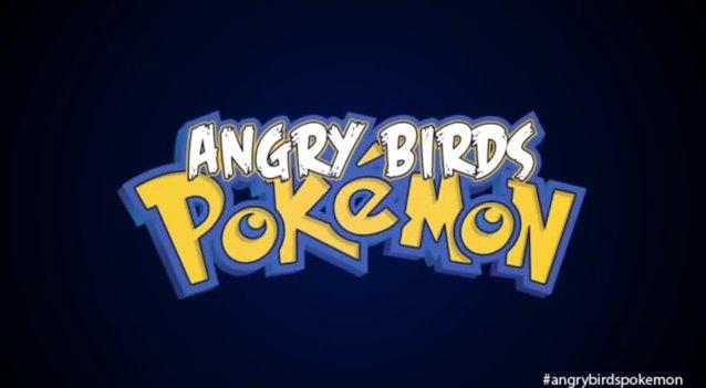 Angry Birds Pokémon: il mashup in un finto trailer