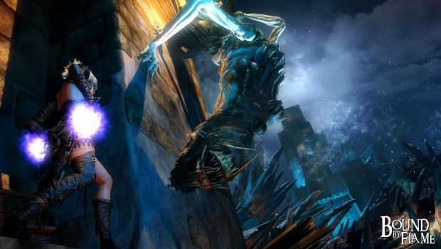 Bound by Flame combatte in video su PlayStation 4