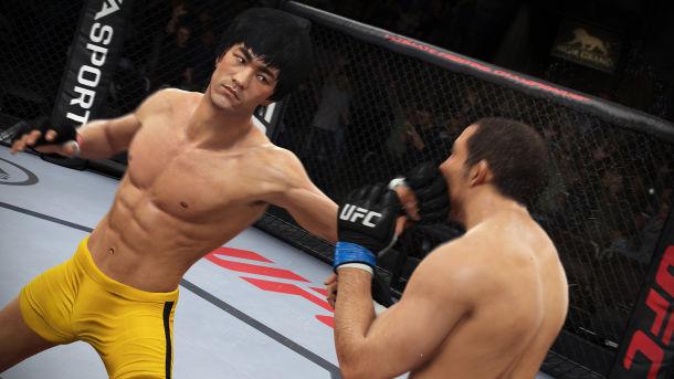 EA UFC 2014: Bruce Lee entra nel roster, subito disponibile con le prenotazioni