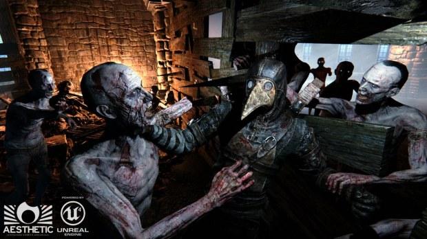 Dead Crusade: l'horror medievale di Aestethic Games approda su Kickstarter – ecco le prime immagini