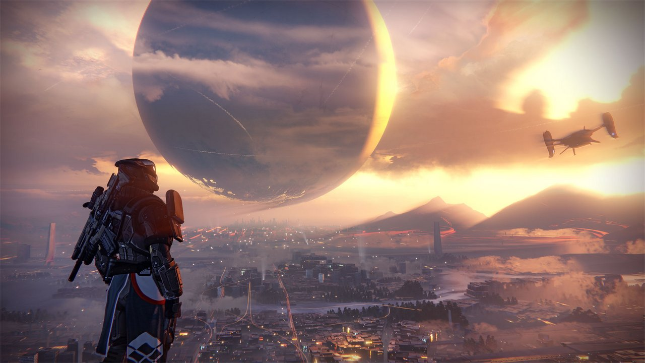 Destiny: immagini, video e info dal nuovo sito ufficiale