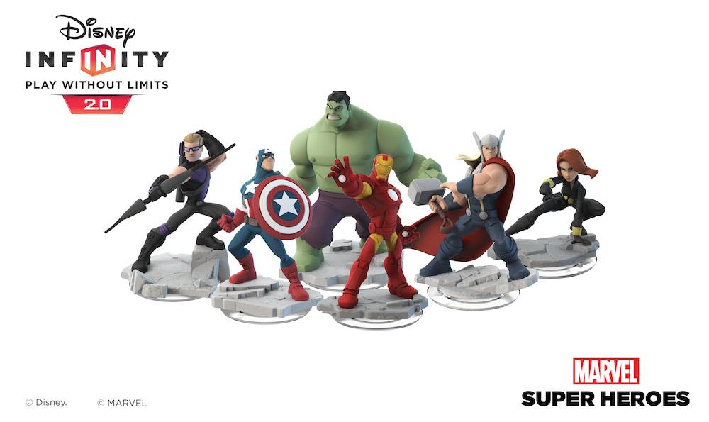 Disney Infinity 2.0: Marvel Super Heroes, ecco immagini e video ufficiali